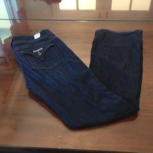 32 Hudson Bootcut Jeans H03 02